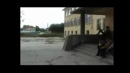 parkour - Bulgaria.