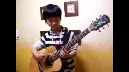 (bob Marley) No Woman No Cry - Sungha Jung (2nd time)