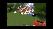 Minecraft 500 tnt explosion 2#