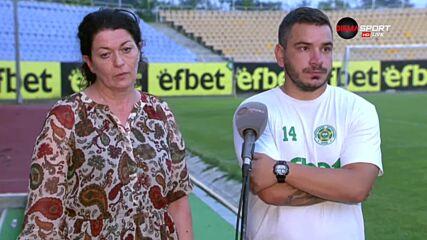 Калоян Генов: Няма индивидуална вина, отборът е виновен