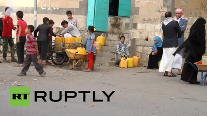 Yemen: Sanaa continues to suffer from drought as conflict intensifies
