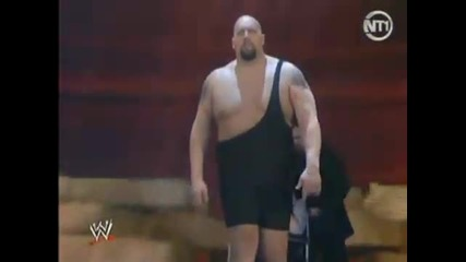 Catch Undertaker vs Big Show 2008