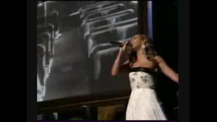 Beyonce - Halo Live! (2009 Naacp Image Awards) Hq!