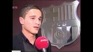 """Ибрахим Афелай: """"Вече съм в най-големия клуб в света"""""""