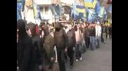 Марш в памет на Максим Чайка в Одеса 17.04.2016