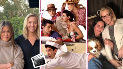 """Лиса Кудроу разкри подробности около специалния епизод на """"Приятели"""""""