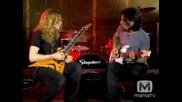 Dave Mustaine (Megadeth) Interviewed By Dave Navarro Part 4