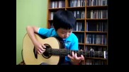 (ian Melrose) Finger Pickers Have More Fun - Sungha Jung