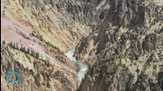 Old Man Survives Fall Into Yellowstone Canyon