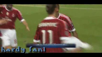 Страхотния гол на Kevin Prince Boateng срещу Барселона