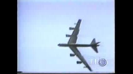 самолет се разбива