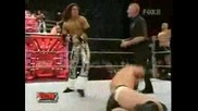 Ecw - John Morrison & The Miz Vs The Major Brothers(zack Ryder & Curt Hawkins)