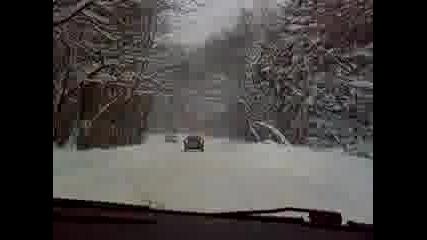 Vw Снегорин Дрифт Тийм 22.02.2009 3