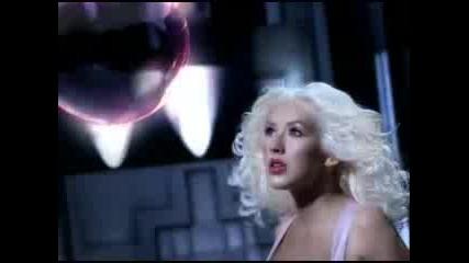 Christina Aguilera - Inspire Commercial