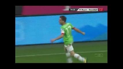 "Късен гол помогна на ""Байерн"" да победи ""Волфсбург"" с 3:2"