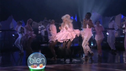 Lady Gaga Performs 'marry the Night' Live On Ellen