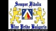 alex p - Синьо-бело