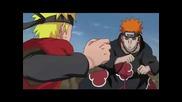 [hq] [hd] Naruto vs Pain [amv] [hero]