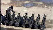 Тренировка на руските спец-части !
