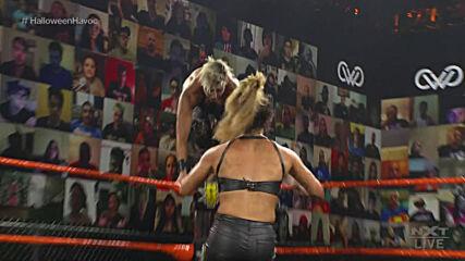 Rhea Ripley vs. Raquel González: NXT Halloween Havoc, Oct. 28, 2020