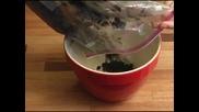 Как да си направим сладоледена торта с бисквитки Орео