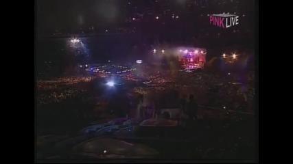 Ceca - Vazduh koji disem - (LIVE) - (Marakana) - (TV Pink 2002)