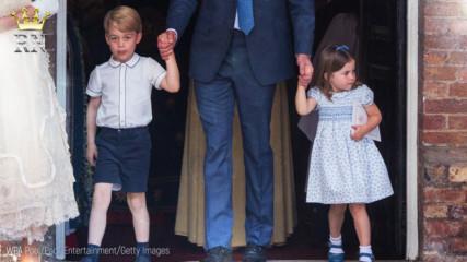 Правила, които всички британски кралски деца трябва да следват