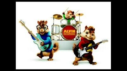 Alvin And The Chipmunks - Rollin (limp Biz