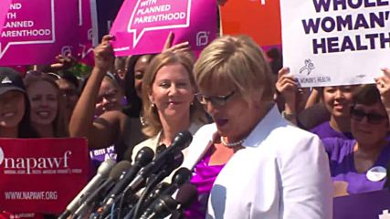USA: Protesters celebrate as Supreme Court rejects Texas abortion law