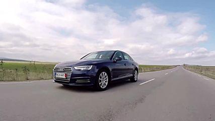 Audi A4 - тест драйв