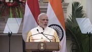 India: Egypt and India to increase cooperation in 'defence and security'