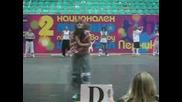 Хип Хоп Състезание Перник 2007 - Соло Ради