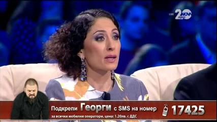 Георги Бенчев - X Factor Live (02.12.2014)