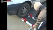 Как да преместите неправилно паркирана кола ?