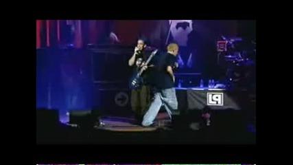 Linkin Park - Pushing Me Away (live Las Vegas)