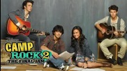 Camp Rock 2 - Can t Back Down - Full Song