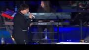 Превод !!! Zdravko Colic - Zivis u oblacima - Live - Usce 25.06.2011.