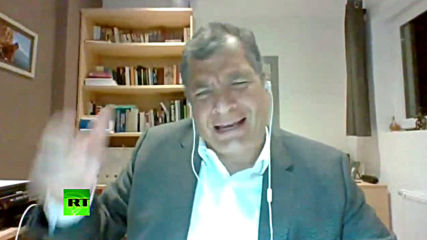 Belgium: 'It's nonsense' - Rafael Correa on his 8-yearsentence in Ecuador *PARTNER CONTENT*