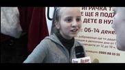 Мартина Дари Свои Играчки за Коледната Кампания на Holiday Heroes