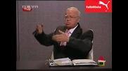 Професор Вучков:Надул се е като пишка МНОГО СМЯХ! *Господари на ефира* 05.01