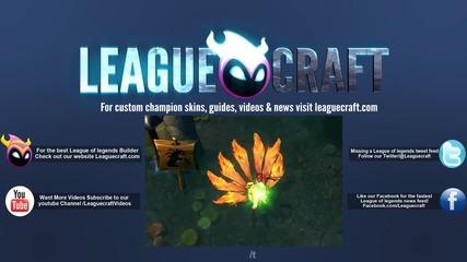 League Of Legends Skin Spotlight Foxfire Ahri