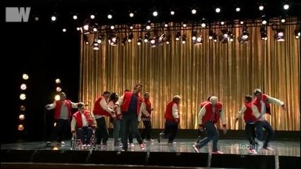 Glee - She's not there [ Сезон:2 Епизод:11 ]