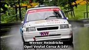 Opel Corsa A 16v - Werner Heindrichs - Glasbach Bergrennen 2012