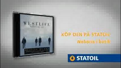 Westlife - Where We Are (swedish Tv - spot)