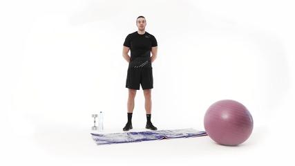 Ден 4 от 7-дневното Master предизвикателство за корем