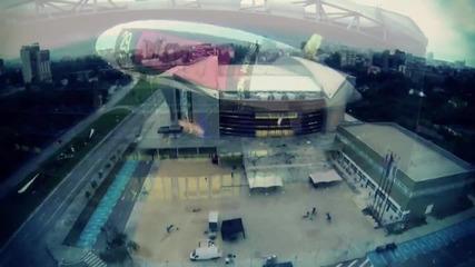 Малкият цепелин в Арена Армеец преди Jamiroquai и Jessy J