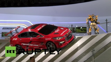 China: Chevrolet's FNR concept is out of this world!