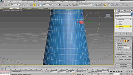 Моделиране със сплайн в 3ds Max