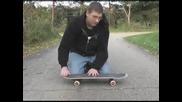 Как да правим невазможното със скейтборд