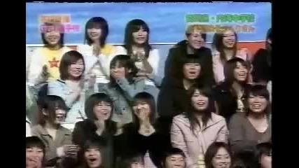 Fangirl looks like Yamashita Shoon - Ya - Ya - yah 2004.06.13 (english Subs)